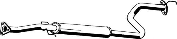 Резонатор ASMET 13.023