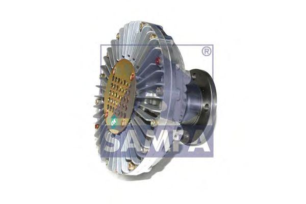 Вязкостная муфта вентилятора охлаждения SAMPA 021.347