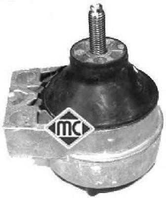 Подушка двигателя Metalcaucho 04107