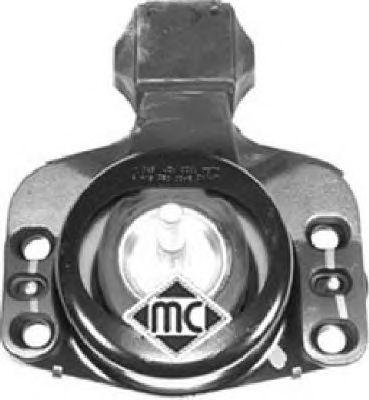 Подушка двигателя Metalcaucho 04776