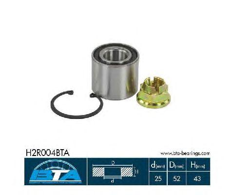 Ступичный подшипник BTA H2R004BTA