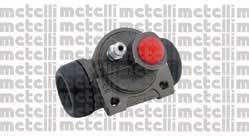 Колесный тормозной цилиндр METELLI 04-0567