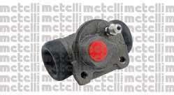 Колесный тормозной цилиндр METELLI 04-0589