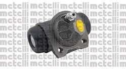 Колесный тормозной цилиндр METELLI 04-0599
