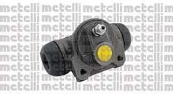 Колесный тормозной цилиндр METELLI 04-0612