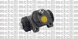 Колесный тормозной цилиндр METELLI 04-0649