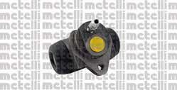 Колесный тормозной цилиндр METELLI 04-0676