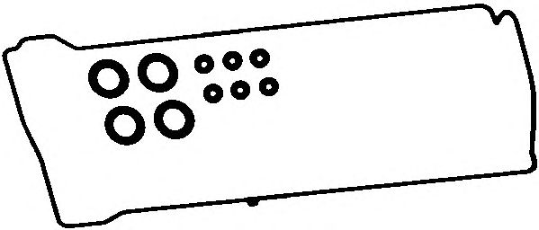 Комплект прокладок клапанной крышки AJUSA 56029300