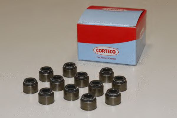 Комплект сальников клапанов CORTECO 19036080