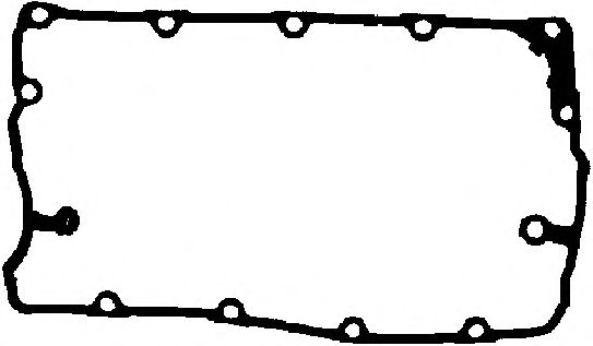 Прокладка клапанной крышки CORTECO 440070P