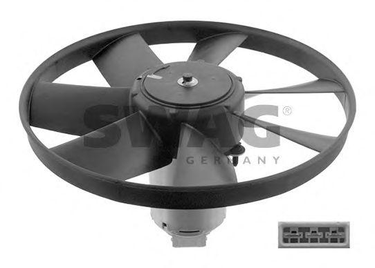 Вентилятор охлаждения SWAG 30 90 6992