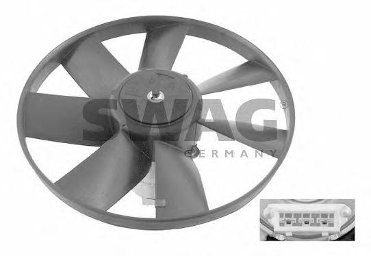 Вентилятор охлаждения SWAG 30 90 6994