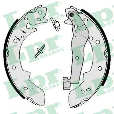 Тормозные колодки LPR 04290