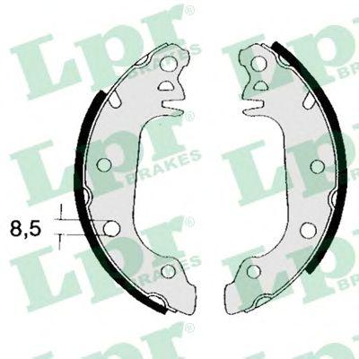Тормозные колодки LPR 04710