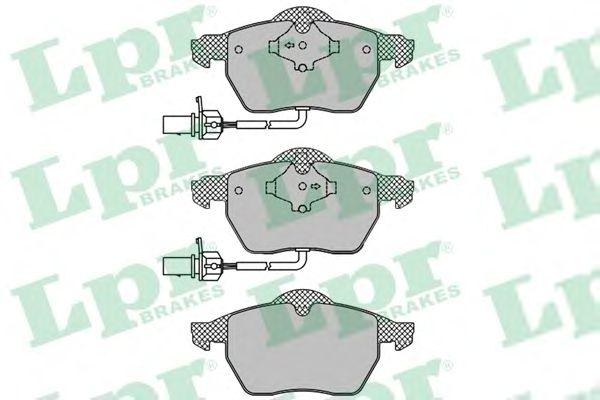 Тормозные колодки LPR 05P1119