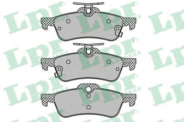 Тормозные колодки LPR 05P1458