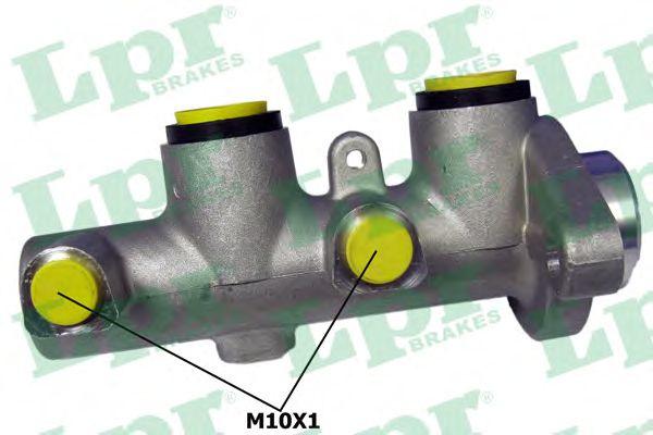 Главный тормозной цилиндр LPR 1272
