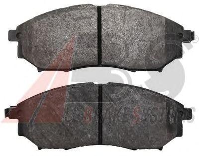 Тормозные колодки A.B.S. 37791