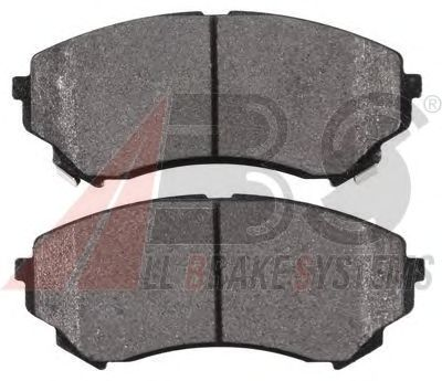 Тормозные колодки A.B.S. 38427