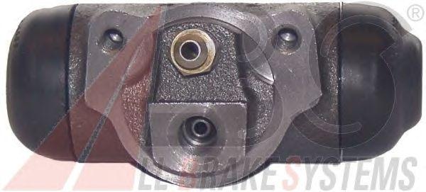 Колесный тормозной цилиндр A.B.S. 52534X