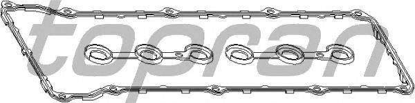 Комплект прокладок клапанной крышки TOPRAN 500 941