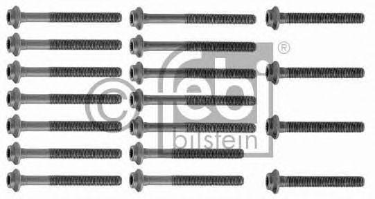 Комплект болтов головки блока цилиндров (ГБЦ) FEBI BILSTEIN 10231