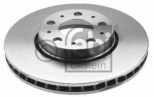 Тормозной диск FEBI BILSTEIN 18044