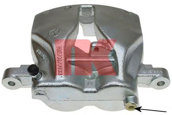 Тормозной суппорт NK 2133237