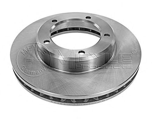 Тормозной диск MEYLE 30-15 521 0053