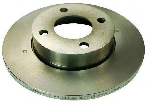 Тормозной диск DENCKERMANN B130002