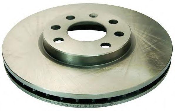 Тормозной диск DENCKERMANN B130145