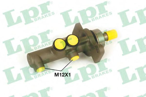 Главный тормозной цилиндр LPR 1293