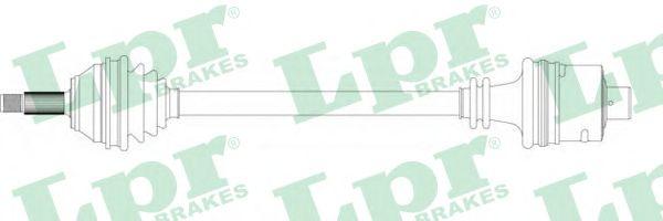 Приводной вал LPR DS39026