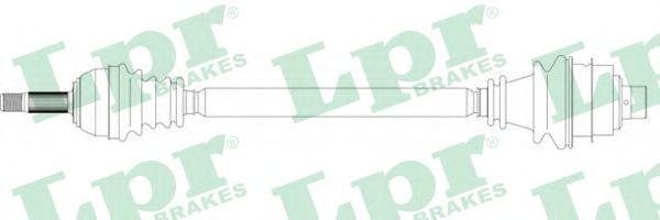 Приводной вал LPR DS39098