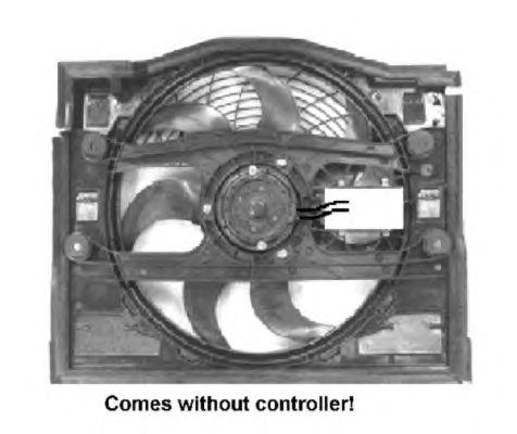 Вентилятор охлаждения NRF 47027