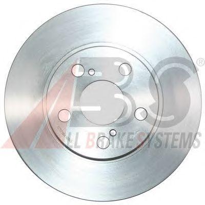 Тормозной диск A.B.S. 17180