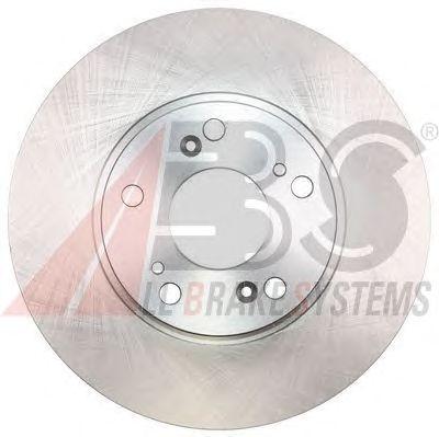 Тормозной диск A.B.S. 17386