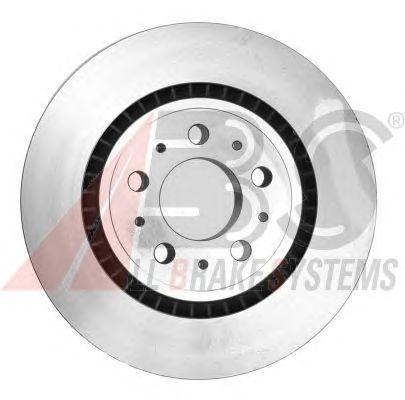Тормозной диск A.B.S. 17409
