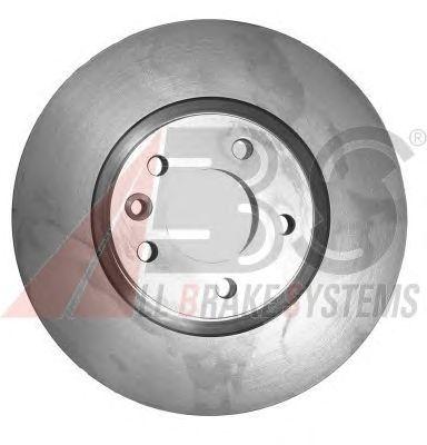 Тормозной диск A.B.S. 17546