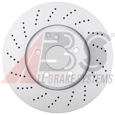 Тормозной диск A.B.S. 17759
