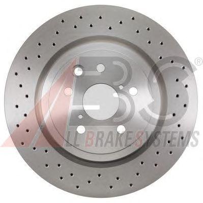 Тормозной диск A.B.S. 18015