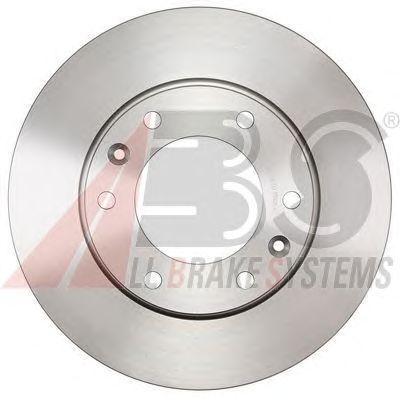 Тормозной диск A.B.S. 18103