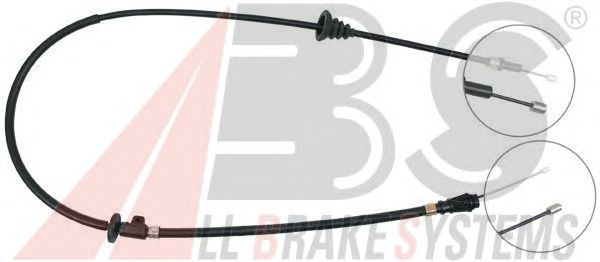 Трос ручника A.B.S. K11676