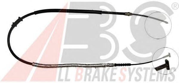 Трос ручника A.B.S. K13178