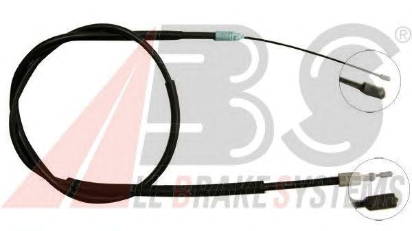Трос ручника A.B.S. K16718