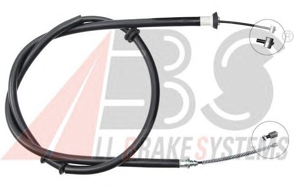 Трос ручника A.B.S. K16828