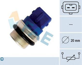 Датчик температуры охлаждающей жидкости FAE 33630
