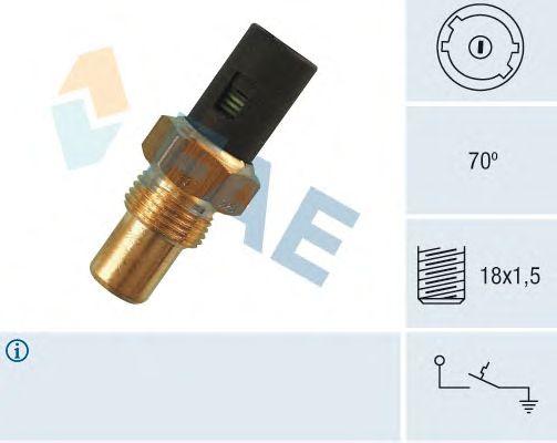 Датчик температуры охлаждающей жидкости FAE 35280