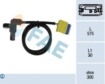 Датчик частоты вращения, автоматическая коробка передач FAE 79223