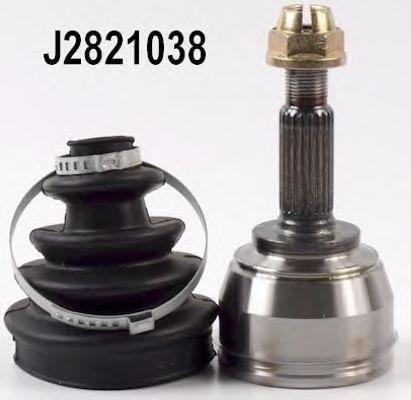 Комплект ШРУСов NIPPARTS J2821038